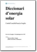 STL: Dizionario dell'energia solare 1992 (CA-EN-ES-FR)