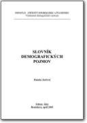 English>Slovak Dictionary of Demographic Terms - 2002 (EN>SK)