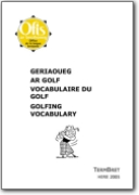 Breton-English Golfing Vocabulary - 2005 (BR<->EN)