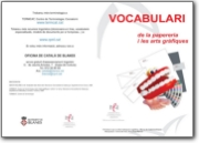 CPNL - Catalan>Spanish Stationery and Graphic Arts Vocabulary (CA>ES)