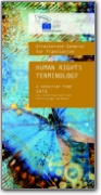 Human Rights Terminology - 2011 (MULTI)