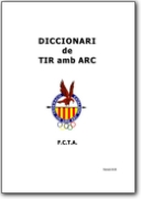 Archery Dictionary- 1991 (CA>EN-ES-FR)