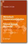 English-German Polymer Science Dictionary - 2006 (DE<->EN)