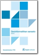 Vocabulary of Geoinformatics - 2011 (EN<->FI)