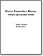 English-Turkish Disaster Preparedness Glossary - 2004 (EN<->TR)