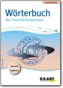 German>English Higher Education Dictionary - 2009 (DE>EN)