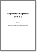 Drug Safety Monitoring from A to Z - 1999 (EN<->FR)