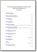 Terminologia della lotta contro il terrorismo - 2006 (RU>EN)