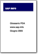 PDA (Personal Digital Assistant) Glossary - 2005 (EN>IT)