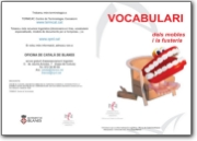 CPNL - Vocabulario de muebles y carpinter�a catal�n>espa�ol (CA>ES)