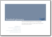 Football Glossary - 2007 (EN>FR-IT-JA-PT-RU-SV-ZH)