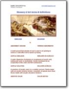 Glosario ingl�s>espa�ol de t�rminos y definiciones de artes (EN>ES)