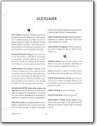 French>English Glossary of Underground Infrastructure - 2007 (FR>EN)