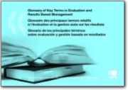 OECD - Glossary of Key Terms in Evaluation and Results Based Management - 2010 (EN>ES-FR)