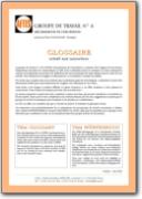 Lexique allemand>fran�ais relatif aux tunneliers - 1999 (DE>FR)