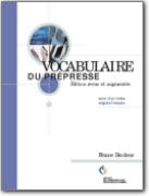 English-French Prepress Vocabulary - 2001 (EN<->FR)
