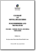 Glossary of Mental Health Terms (EN>ZH-IT-ES-VI)