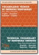 Vocabolario tecnico delle energie rinnovabili (EN<->ES)