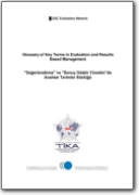 OECD - Glossary of Key Terms in Evaluation and Results Based Management - 2003 (EN>TR)