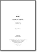 Somali>Swedish Dictionary, M.�Nilsson - 2014 (SO>SV)