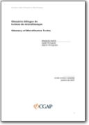 English>Portuguese Glossary of Microfinance Terms - 2007 (EN>PT)