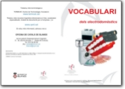 CPNL - Catalan>Spanish Home Appliances Vocabulary (CA>ES)