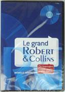 Dictionnaire anglais-francais Robert et Collins sur DVD