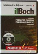 Dizionario italiano francese Boch in CD-ROM