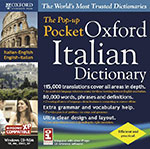 English Italian Dictionary on CD-ROM