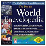 The Oxford English World Encyclopedia CD-ROM
