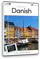 Curso de danés Eurotalk Instant