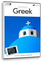 Greek course Eurotalk Instant