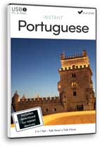 Curso de portugués Eurotalk Instant