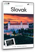 Slovak course Eurotalk Instant