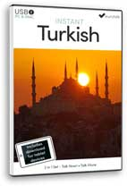 Turkish course Eurotalk Instant