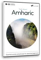 Apprendre l'amharique CD-ROM
