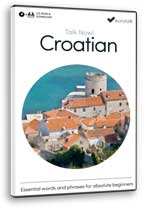 Learn Croatian CD-ROM