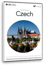 Learn Czech CD-ROM