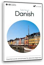Learn Danish CD-ROM