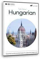Apprendre le hongrois CD-ROM