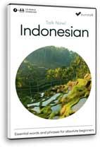 Apprendre l'indonésien CD-ROM