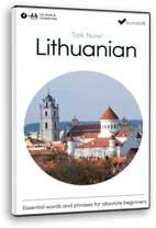 Imparare il lituano CD-ROM