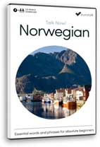 Learn Norwegian CD-ROM