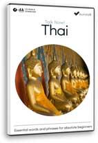 Imparare il tailandese CD-ROM
