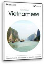 Learn Vietnamese CD-ROM