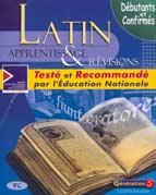 Apprendre le latin avec le CD-ROM 'Latin - Apprentissage & r�visions'